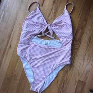 Juicy Couture Cutout One Piece